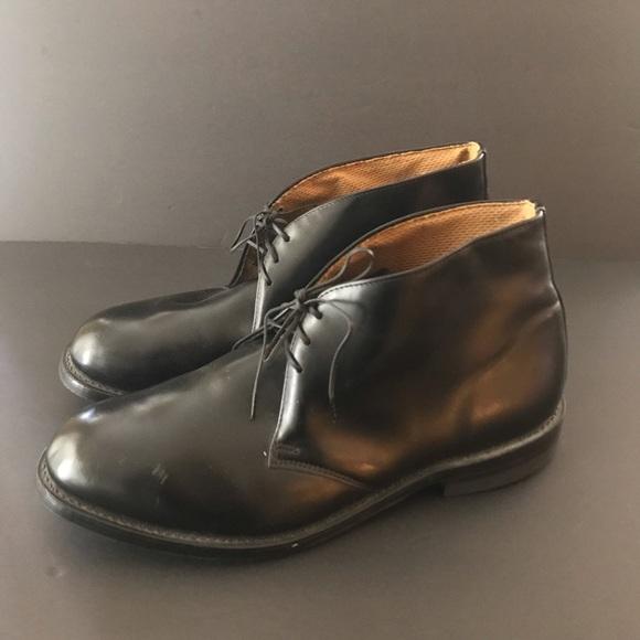 Bates Floataways Steel Toe Chukka Boots